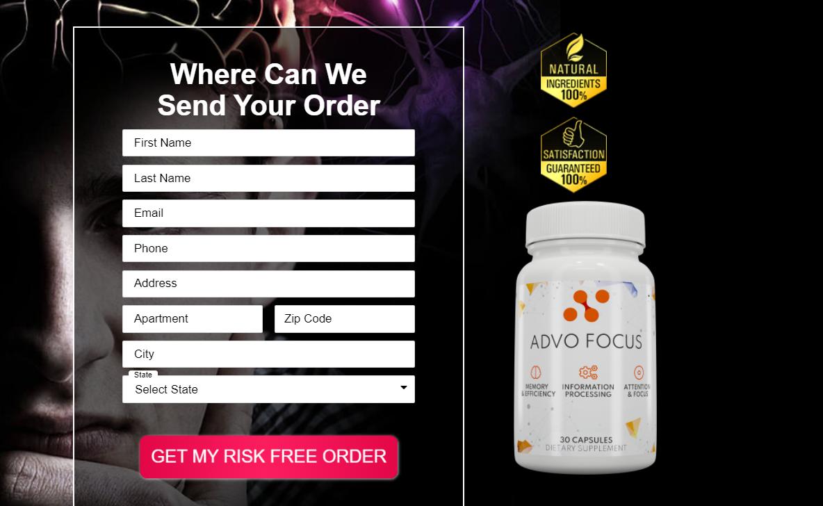 Advo Focus Brain buy