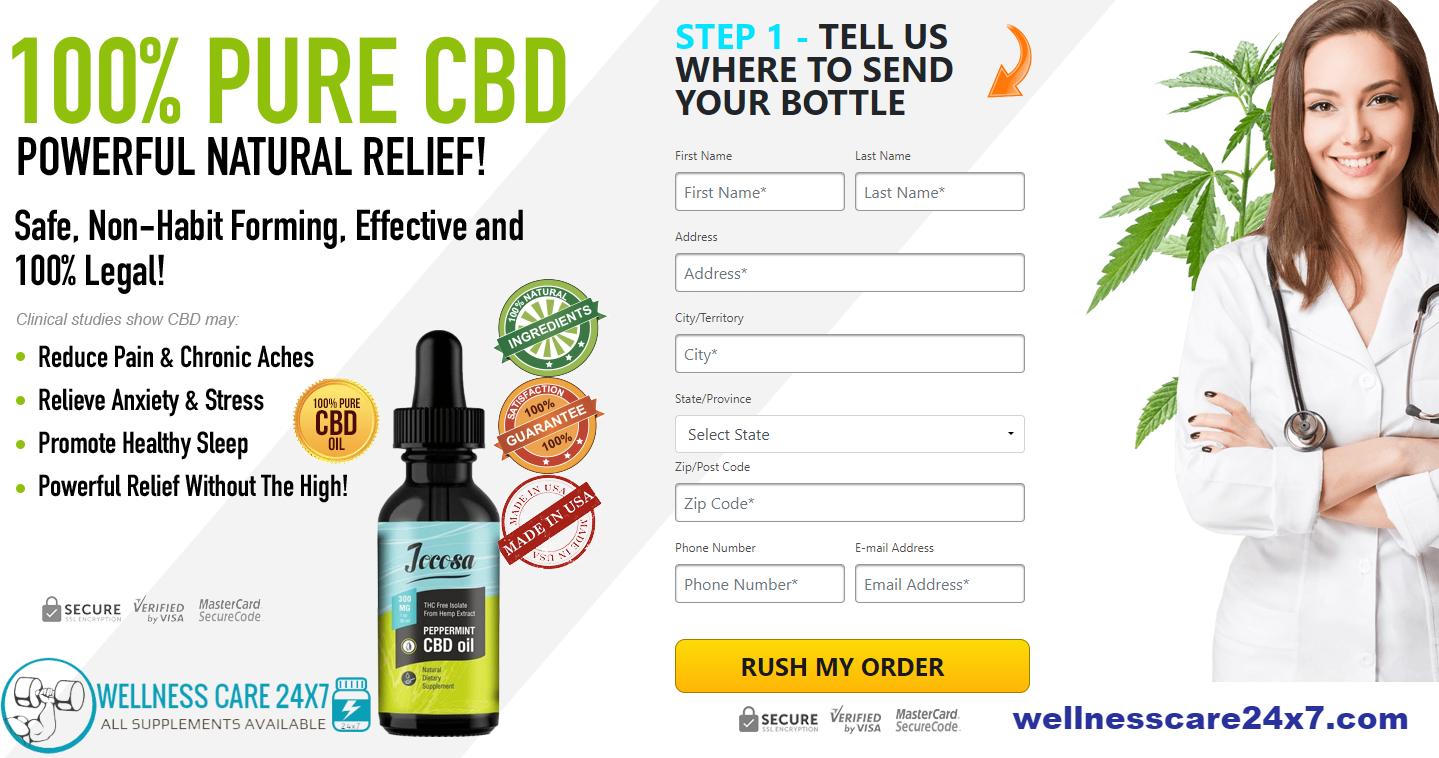 Jocosa CBD Oil Reviews