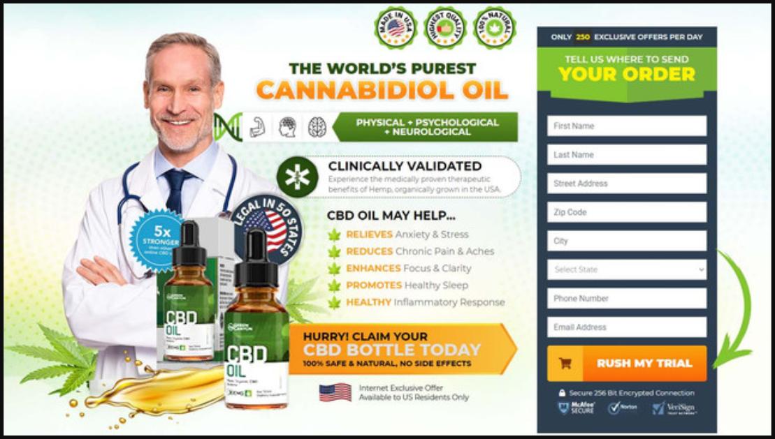 Green Canyon CBD Oil Reviews