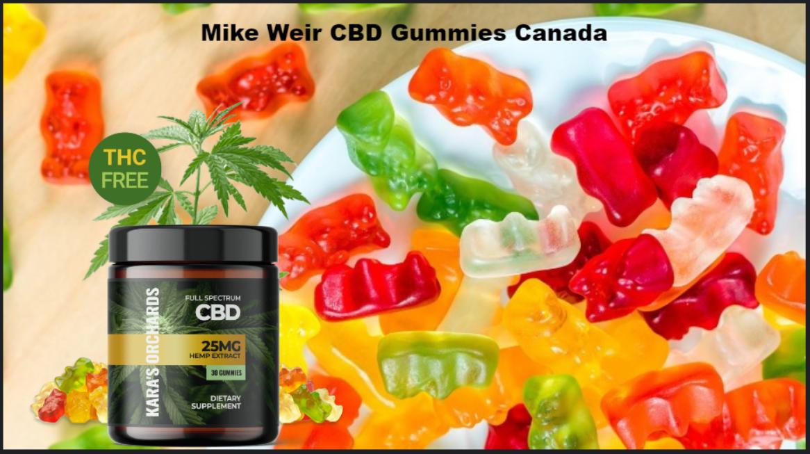 Mike Weir CBD Gummies Canada Reviews