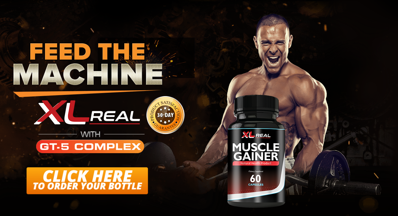 XL Real Muscle Gainer buy
