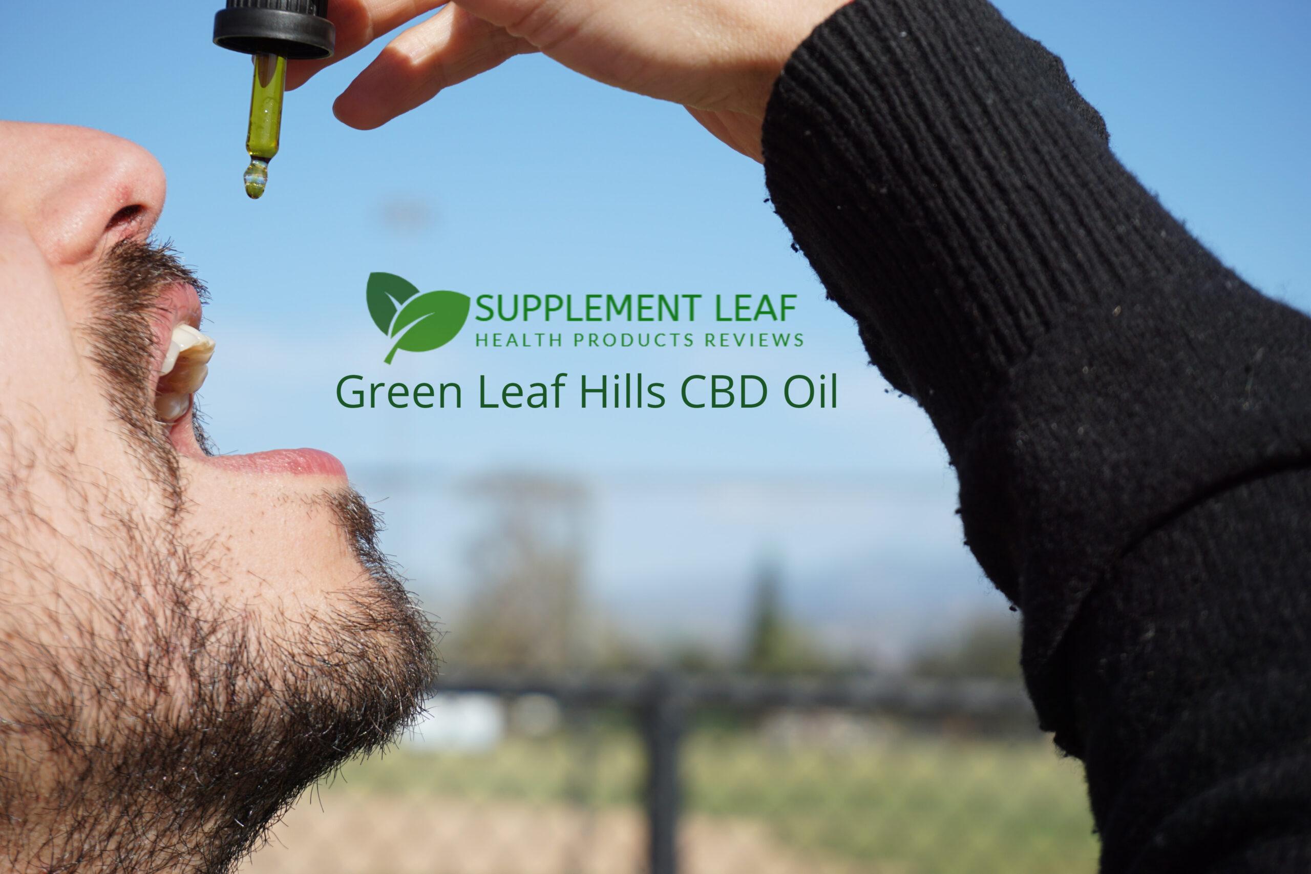 Green Leaf Hills CBD Oil